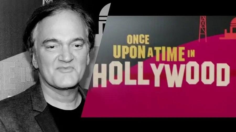 Sony anticipa la release di Once Upon a Time in Hollywood, il film di Tarantino