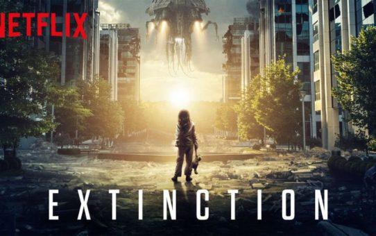 EXTINCTION NETFLIX