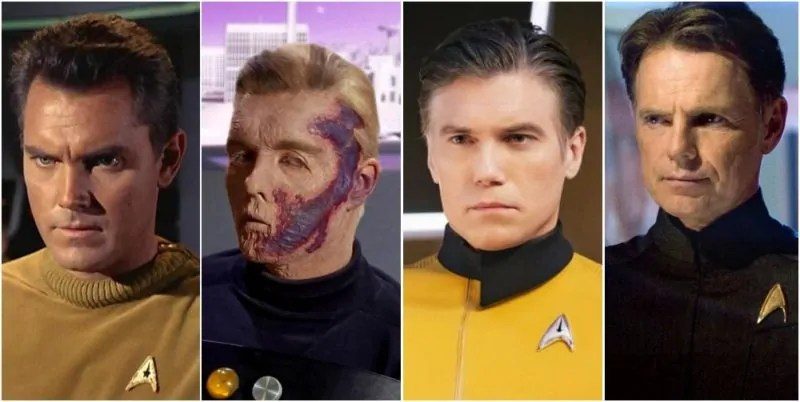 Il Capitano Christopher Pike nell'Universo Star Trek