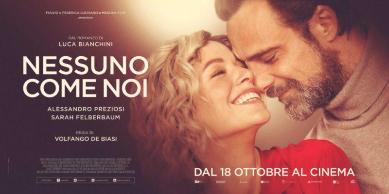 Il poster ufficiale di Nessuno come Noi, il film di Volfango De Biasi