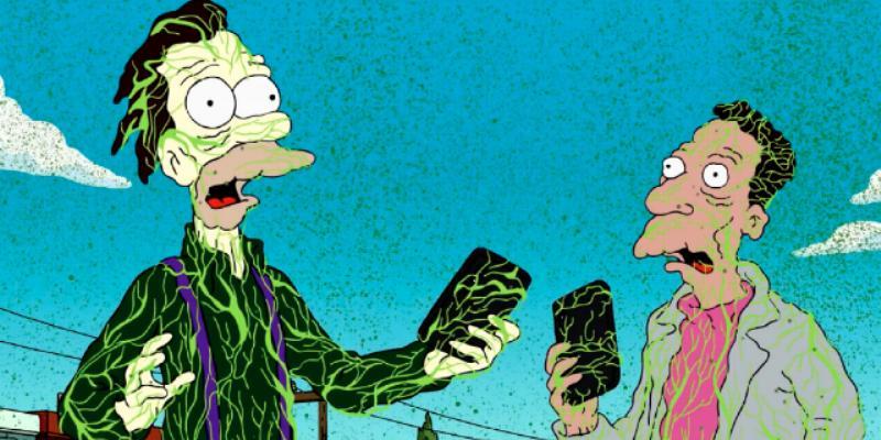 Il Cammeo di The Orville in un cartone dei Simpson