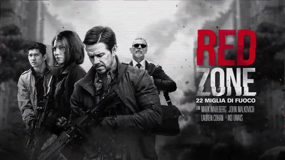 red zone film