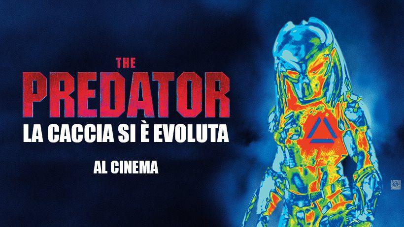 Uno scontro epico nel poster cinese di The Predator