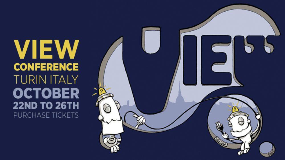 [View Conference] Inizia l'edizione 2018 della giovane kermesse torinese