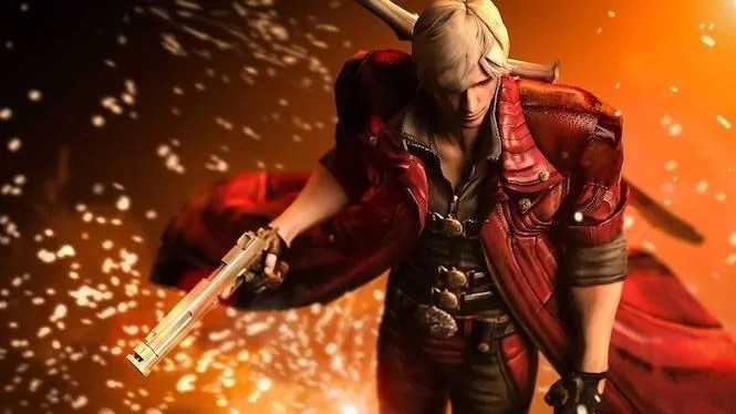 devil may cry su netflix