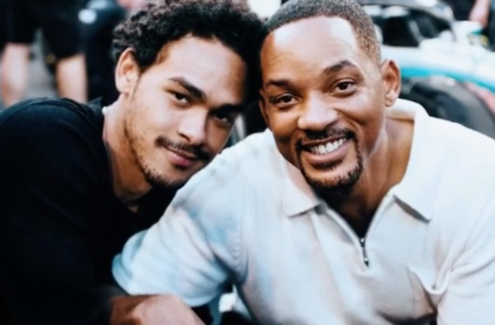 will smith figlio trey