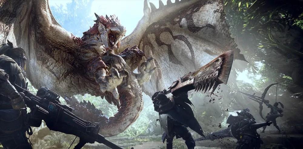 monster hunter film