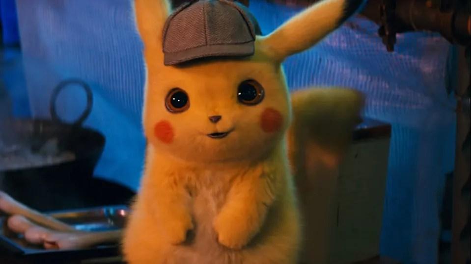 detective pokemon film