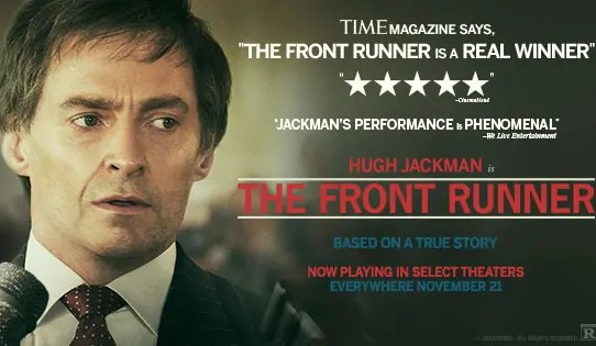 the front runner film
