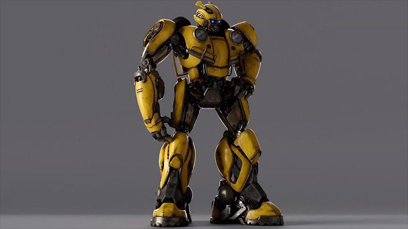 bumblebee stile