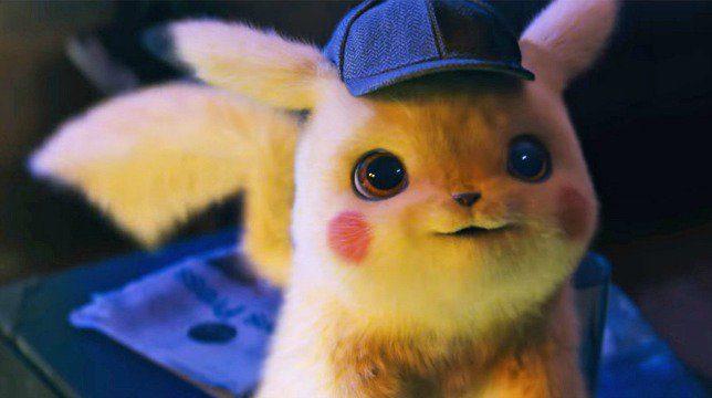 detective pikachu film