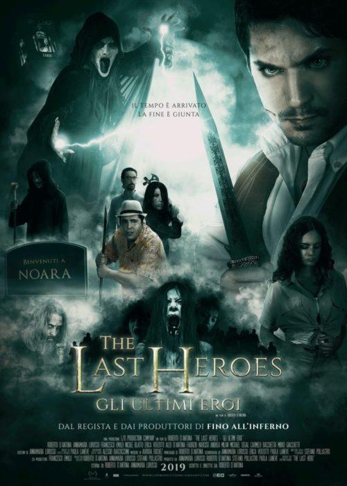 the last heroes roberto d'antona poster