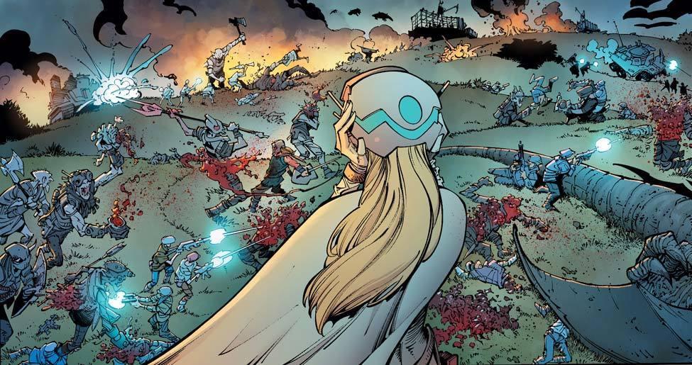 reborn graphic novel