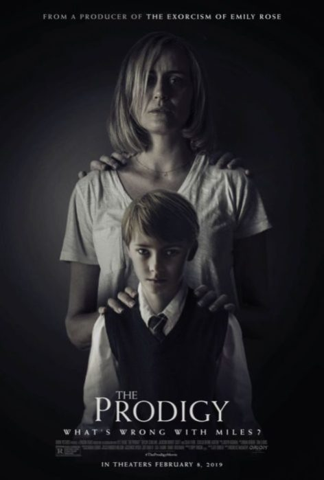 the prodigy horror poster