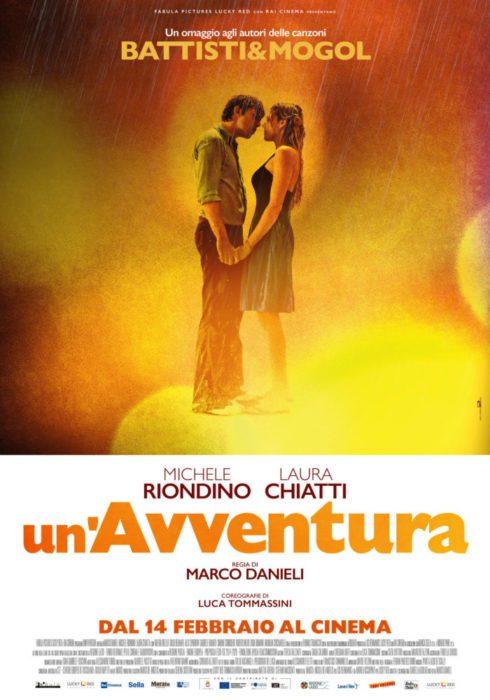 un'avventura film poster