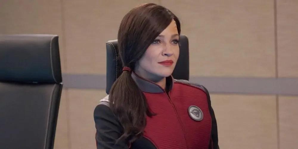 Recensione del settimo episodio di The Orville 2, con una stupefacente Jessica Szohr