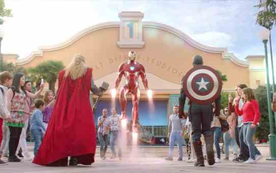 disneyland paris marvel