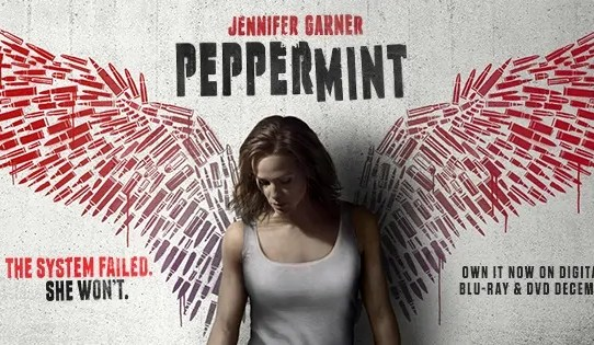 peppermint film
