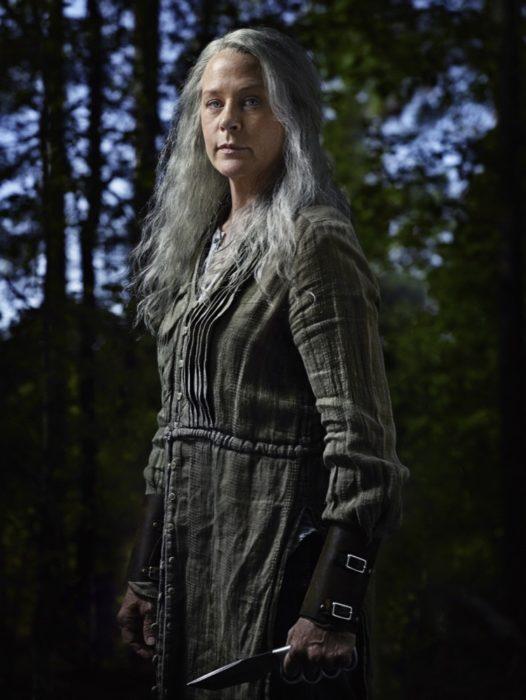 Quattro ritratti ufficiali dalla nona stagione di The Walking Dead