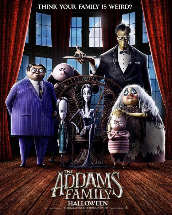 Famiglia Addams poster