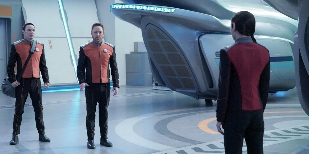 the orville 2 recensione