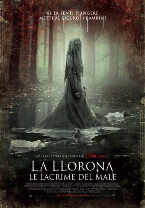 la llorona poster italiano