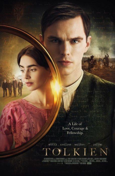 Due nuovi poster da Tolkien, l'atteso biopic con Nicholas Hoult