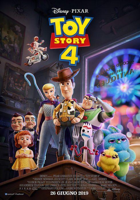 toy story 4 poster ita