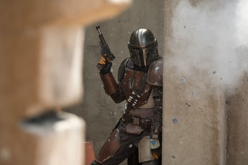 Star Wars Celebration - Logo e immagini da The Mandalorian