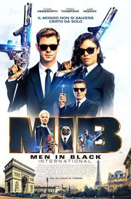 men in black international poster ita