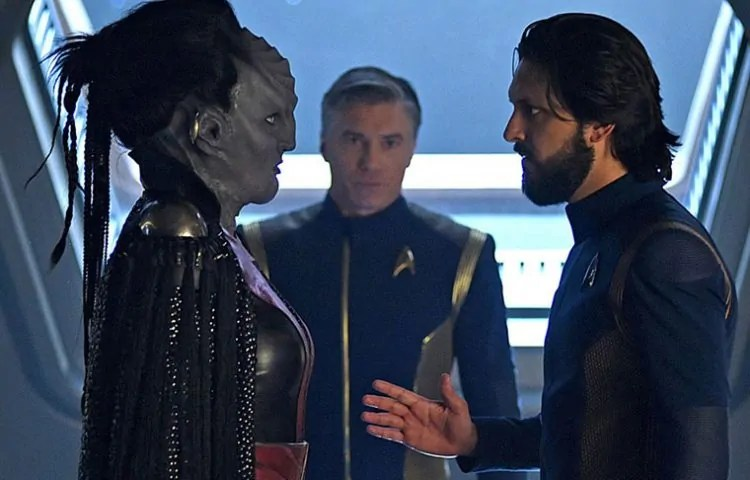 star trek discovery 2 x 12 recensione