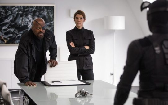 spider-man far from home samuel l jackson