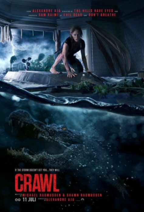 Crawl Intrappolati poster