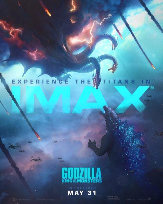 Godzilla King of the Monsters IMAX