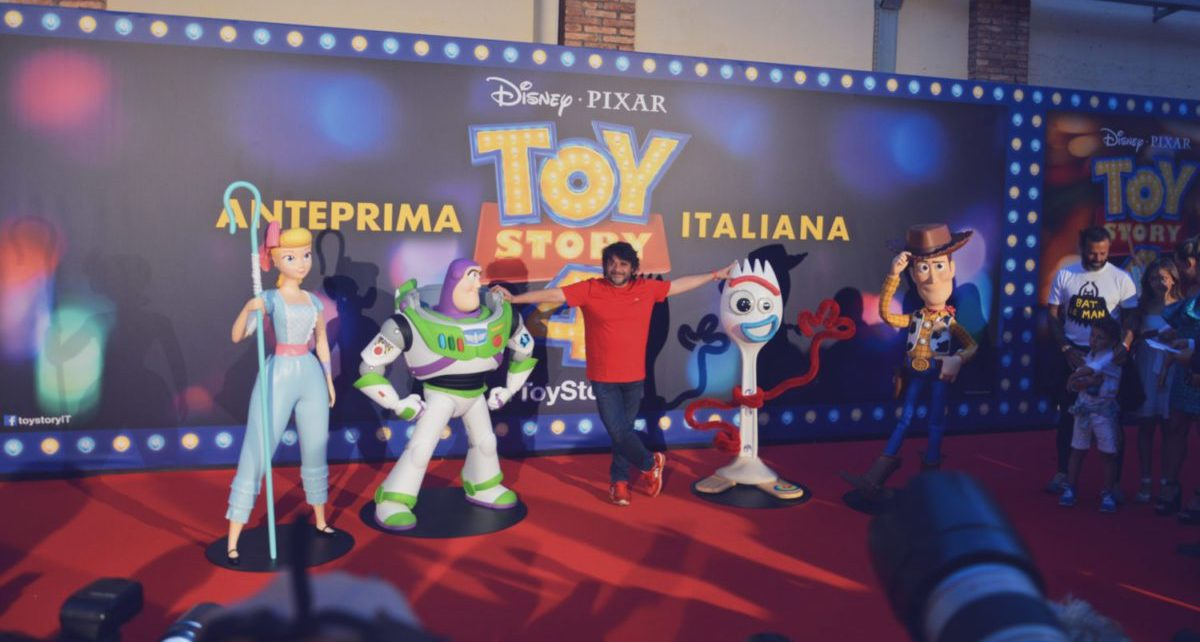 Toy Story 4 anteprima