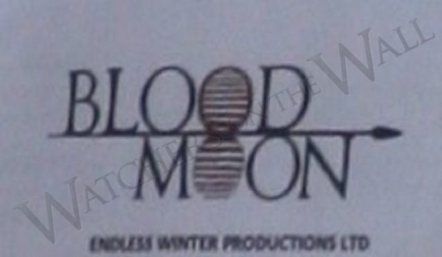 Bloodmood game of thrones