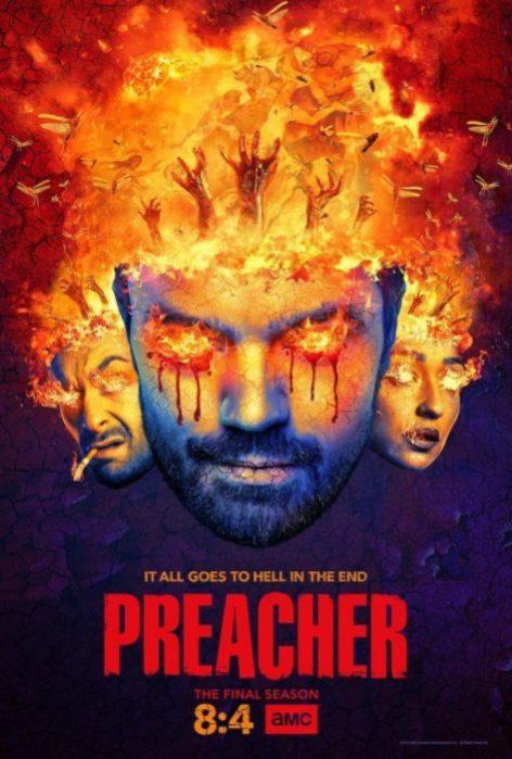 preacher 4 poster