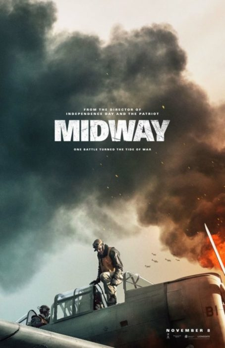 Midway film poster