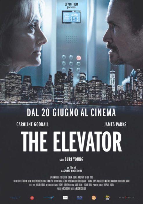 the elevator trailer