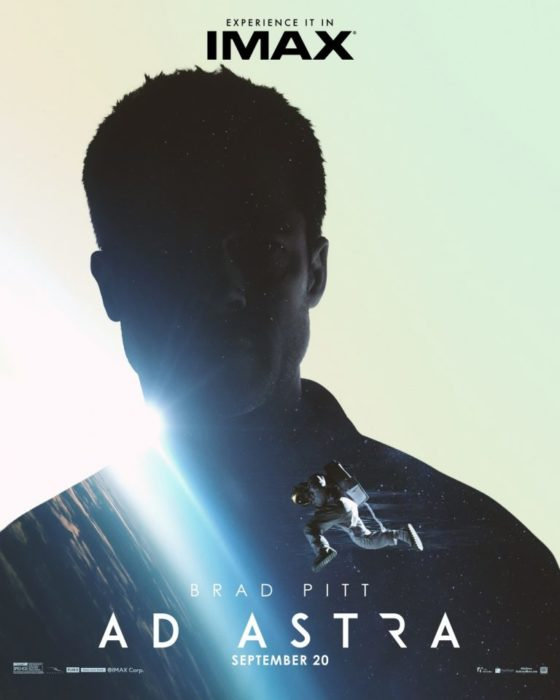Ad Astra Poster IMAX