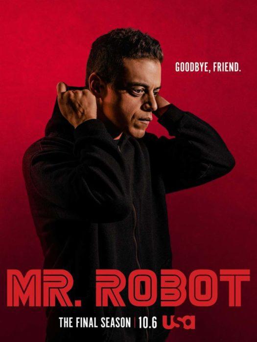 mr robot quarta stagione poster