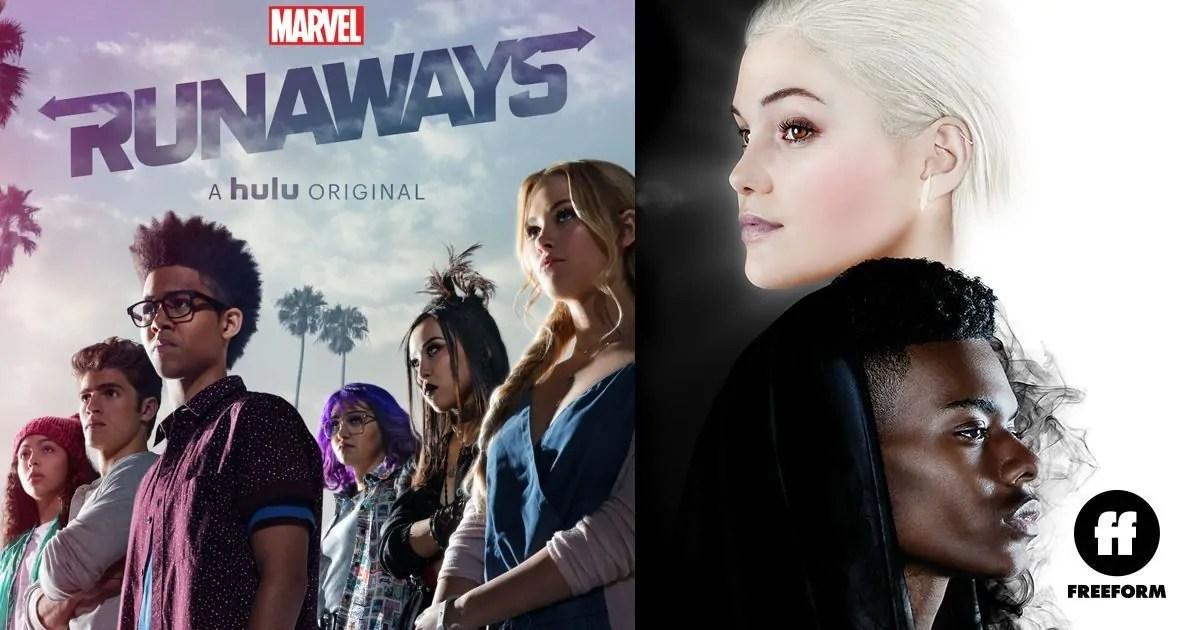 runaways crossover cloak e dagger