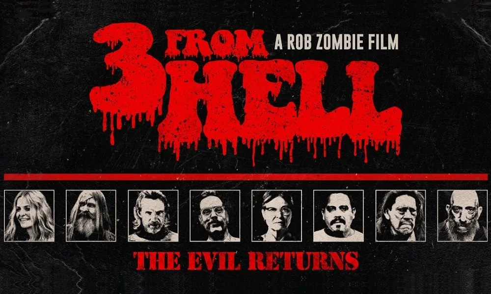3 From Hell Horror