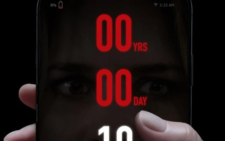 Countdown Film Horror