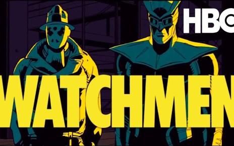 Watchmen Serie tv HBO