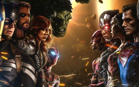 Marvel DC Film Calendario