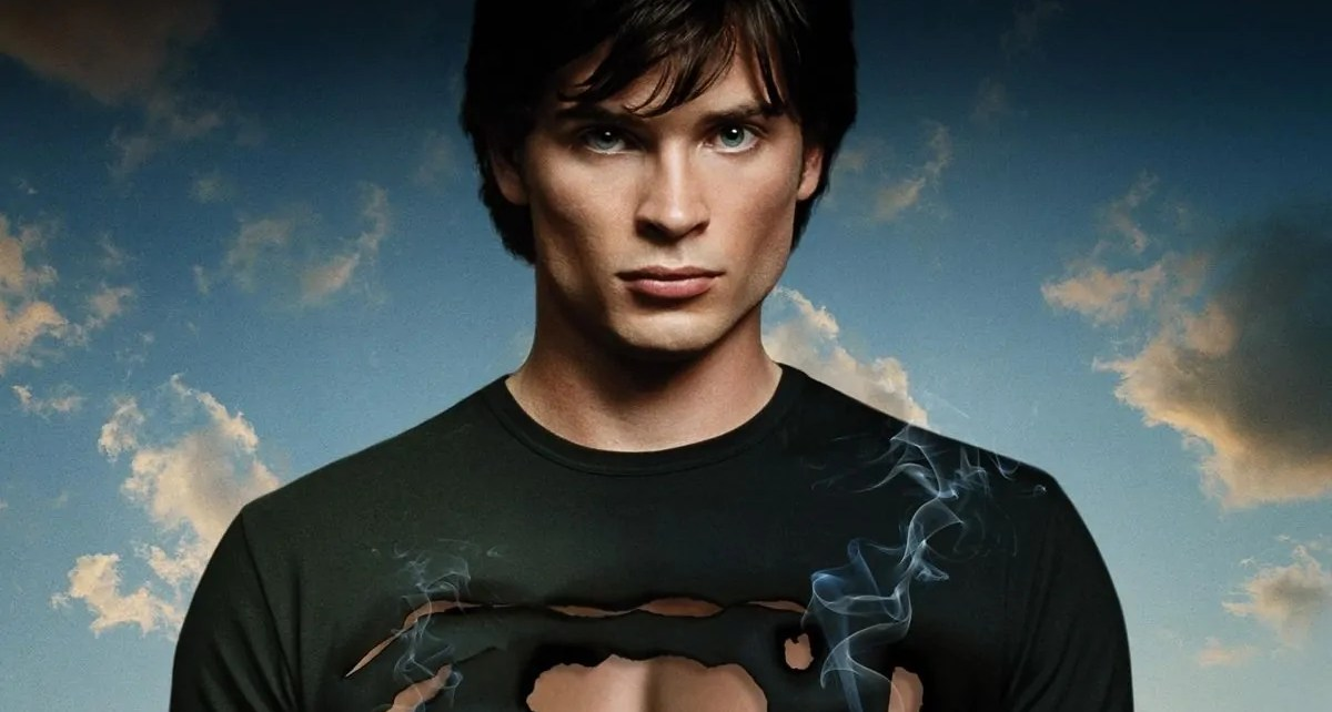 Tom Welling Smallville Superman