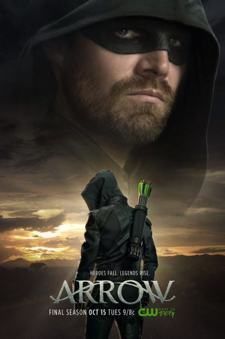Arrow 8 Serie tv Poster