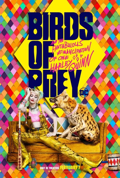 Pioggia di poster da Birds of Prey, il nuovo film del DCEU