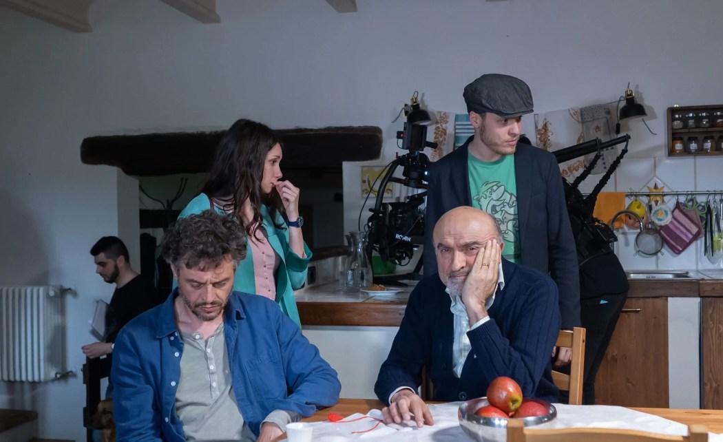 Federico Del Buono regista Intervista